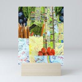 Little Red Fox Mini Art Print