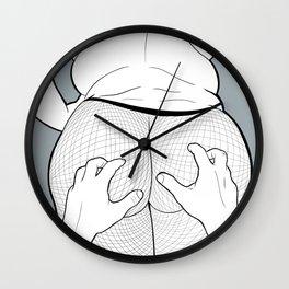 Want Wall Clock