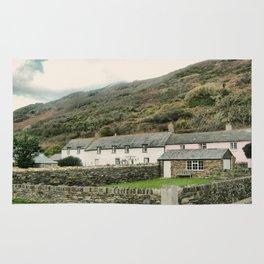 Boscastle  cottages Rug