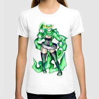 sublime T-shirts featuring Royal Ranger - Sublime Emerald by 121gigawatts