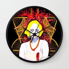 The Countess II Wall Clock