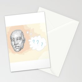 Help? Stationery Cards