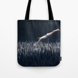 JUMP INTO IT... Tote Bag