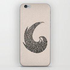 - fifties splash - iPhone & iPod Skin