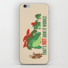 Conflicting Theories iPhone & iPod Skin