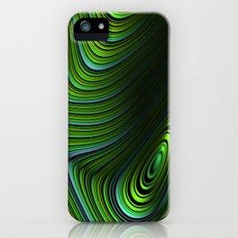 Malachite iPhone Case
