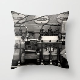 Delicious Engineering Throw Pillow