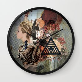 What Went Before Part 1 Wall Clock
