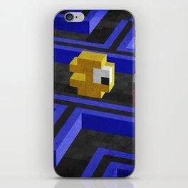 Pac-Man's dilemma iPhone Skin