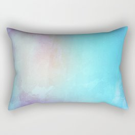 Dream - Watercolor Painting Rectangular Pillow