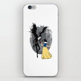 Ryuuk iPhone Skin
