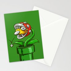 WRONG PIPE Stationery Cards