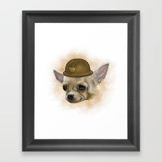 Chiwawa Scout Framed Art Print