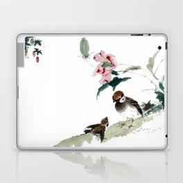 Learning the ways of the world Laptop & iPad Skin