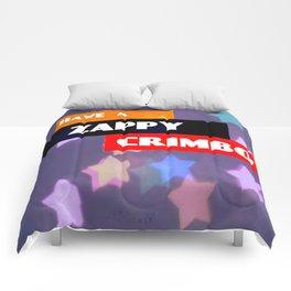 Have A Zappy Crimbo 2 Comforters