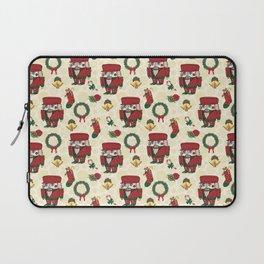 Nutcracker Holiday Christmas SB1 Laptop Sleeve