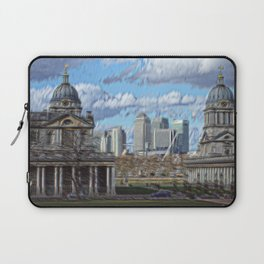 Royal naval college greenwich Laptop Sleeve