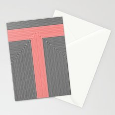 T like T Stationery Cards