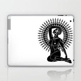 Black Sun Laptop & iPad Skin