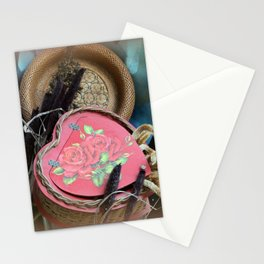 Our Lasting Love Glows On And On Stationery Cards