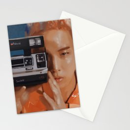 Kibum Camera Stationery Cards