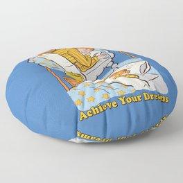 Achieve Your Dreams Floor Pillow