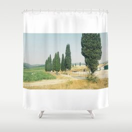 Tuscany Country Shower Curtain