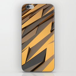 Titanics surface iPhone Skin