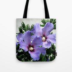 Hibiskus Tote Bag