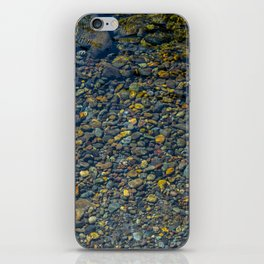 Water & Stones iPhone Skin