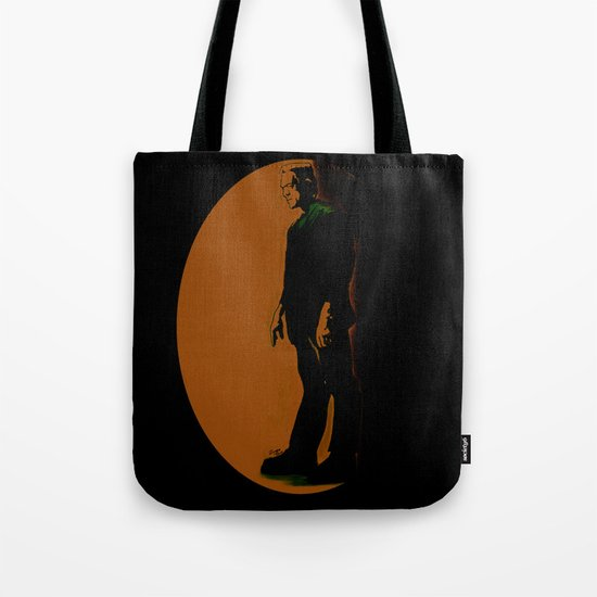 The Monster Is Loose! Tote Bag