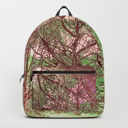 Nature's Cathedral #1 Backpack