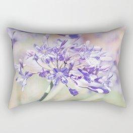 Agapanthus 1 Rectangular Pillow