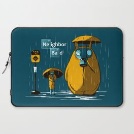 Neighbor Bad Laptop Sleeve