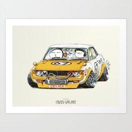 ozizo art 0004 Art Print