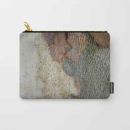 Tree bark 1 natural pattern Carry-All Pouch