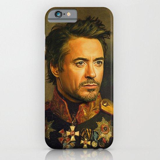 Robert Downey Jr. - replaceface iPhone & iPod Case
