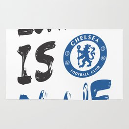 Chelsea FC The Blues Rug