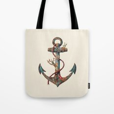 Lost at Sea - colour option Tote Bag