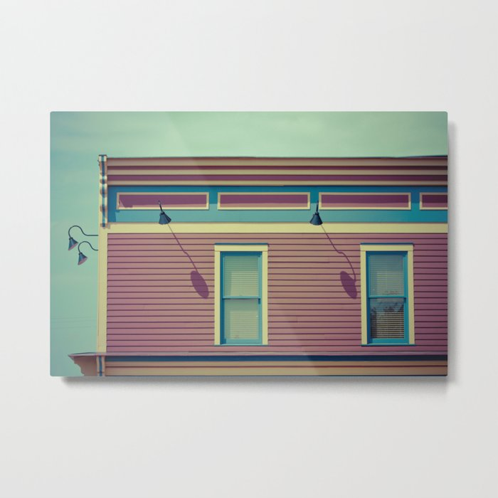 Another  shop on AB Avenue Metal Print