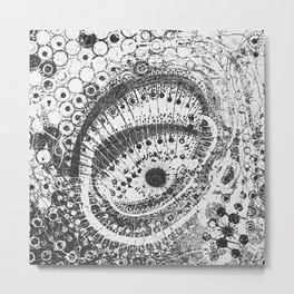 Eye of the Storm Metal Print
