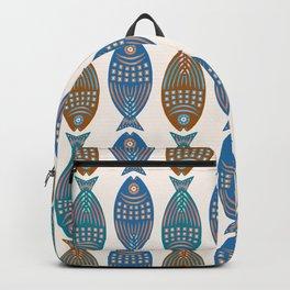 3 Fish | Multi Backpack