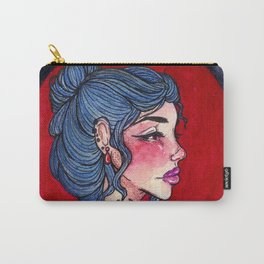 Turned Carry-All Pouch
