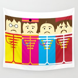 Sgt Pepper's Lonely Heart's Club Wall Tapestry