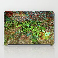 plant iPad Cases featuring plant by ebdesign