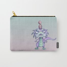 Silly Baby Dragon and Friend Carry-All Pouch