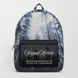 The mighty pines Backpack