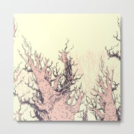 hot afternoon tre Metal Print