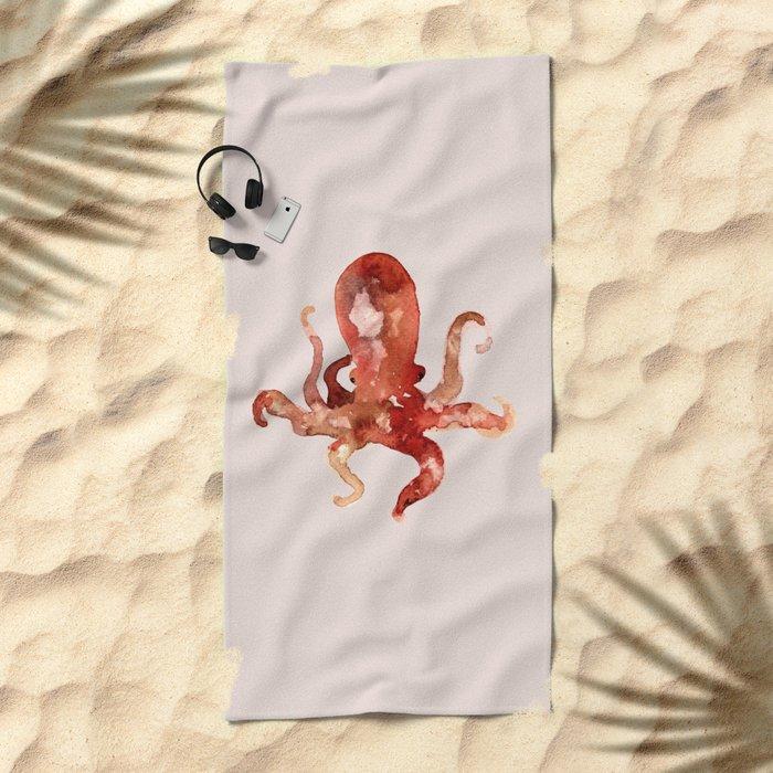 octo Beach Towel