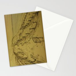 Beacons Sketch Stationery Cards
